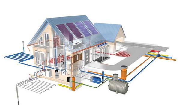 Как провести воду в частный загородный дом - стоимость работ и материалов 2