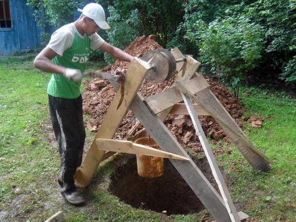 Водоснабжение частного дома из колодца 4
