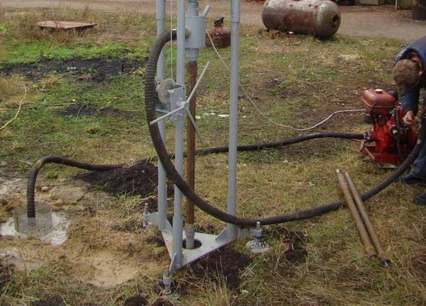 Системы водоснабжения частного загородного дома из скважины 3