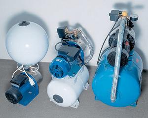 Подбор насоса для водоснабжения дома за городом 1
