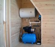 Как провести воду в частный загородный дом — стоимость работ и материалов