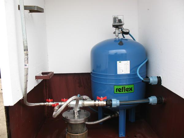Схема водопровода в частном доме 4