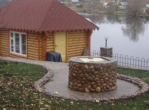 Схема водоснабжения частного дома из индивидуального колодца 5