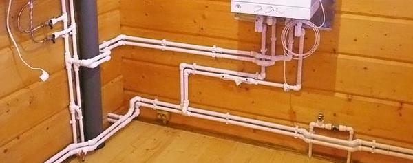 Трубы для устройства водопровода в частном доме 2