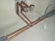 Трубы для устройства водопровода в частном доме — прокладка и утепление