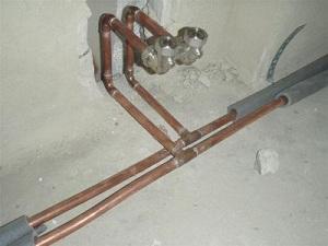 Трубы для устройства водопровода в частном доме 1