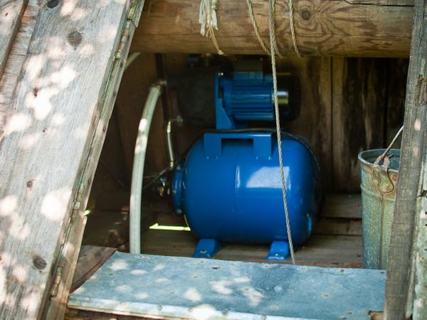 Насосы для водоснабжения дома из колодца 3