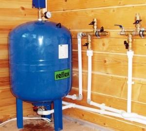 Водоснабжение частного дома из индивидуальной скважины 1
