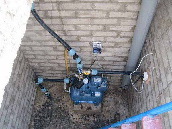 Выбор насоса для водоснабжения дома из скважины 2