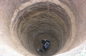 Как определить место, где копать колодец на участке 1