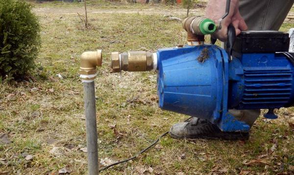 Поверхностные насосы для скважины на воду 2