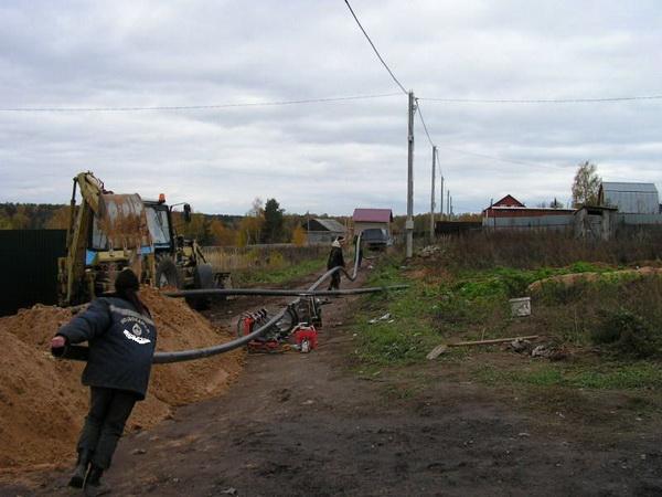 Проект водоснабжения загородного дома 5