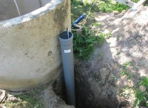 Как провести водопровод из колодца в частный дом 1