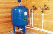 Системы водоснабжения частного загородного дома из скважины — на один или несколько домов