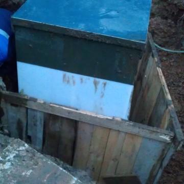 Опалубка необходима если уровень грунтовых вод высоко (7)